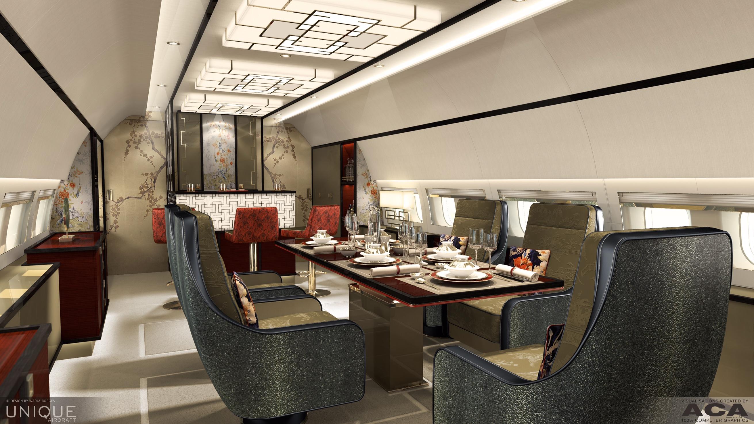 Comlux Boeing Bbj Max 8